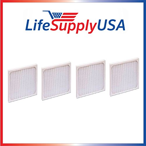 4 Pack Replacement Filter to fit Hunter 30920 30905 30050 30055 30065 37065 30075 30080 30177 by Vacuum Savings (30920 Hunter Replacement Filter compare prices)
