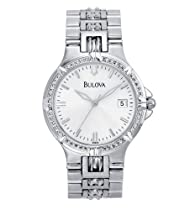 Luxury Watches Sale - Bulova Men's Diamond Accented Watch #96E00