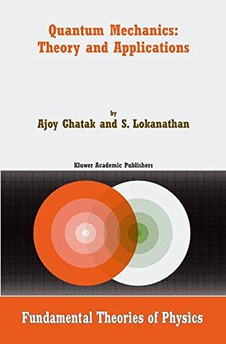 quantum-mechanics-theory-and-applications-fundamental-theories-of-physics