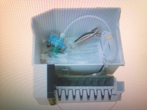Whirlpool 8560 Icemaker (Whirlpool Ice Maker Model 8560 compare prices)