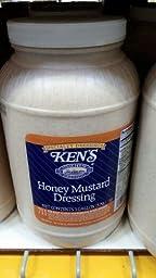 Ken\'s Honey Mustard Dressing 1 Gallon (4 Pack Case)