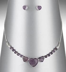Silver Plated Mini Heart Necklace