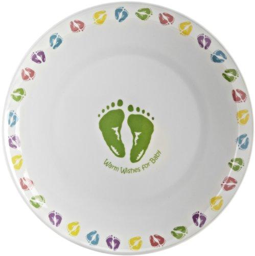 Wilton 1003-1020 Baby Feet Autograph Plate Kit