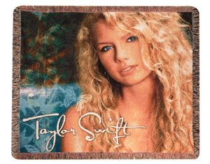 Taylor Swift Album Blanket