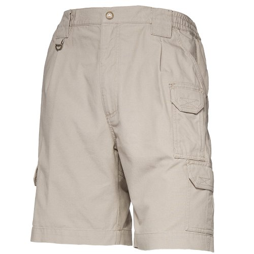 5.11 Tactical #73285 Men's Cotton Shorts (Khaki 36) 5.11 Tactical Canvas Shorts
