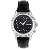 Linwood Chronograph Leather Men's Watch