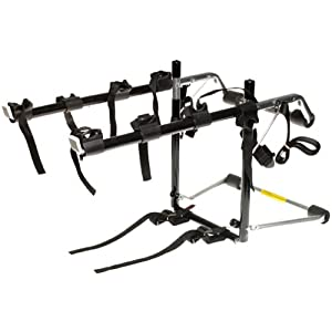 Allen Deluxe 4-Bike Trunk Mount Rack