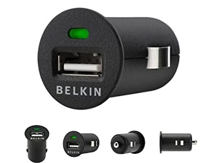 Belkin Car Charger F8Z445qeP