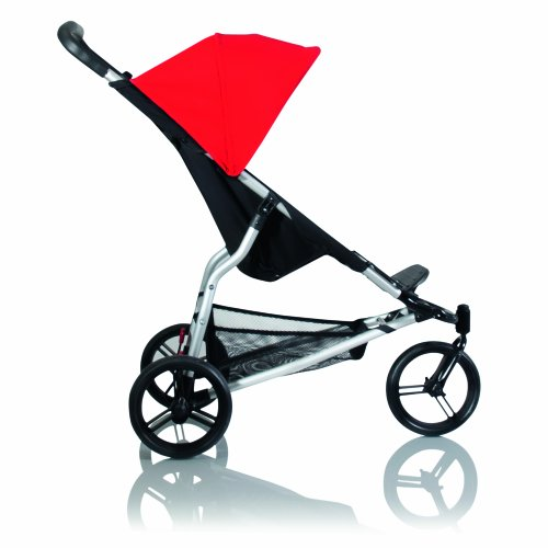 Mountain Buggy - MB2-M120 - Passeggino Mini - Rosso, Rosso (Rouge)