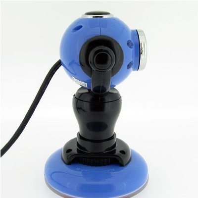 2.0 Megapixel USB PC Webcam Camera for PC Laptop Noteboo