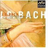 Bach: Partitas for harpsichord, Nos.3, 5 & 6