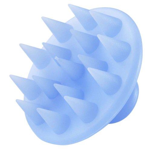 シリコン シャンプーブラシ ブルー 32709 -