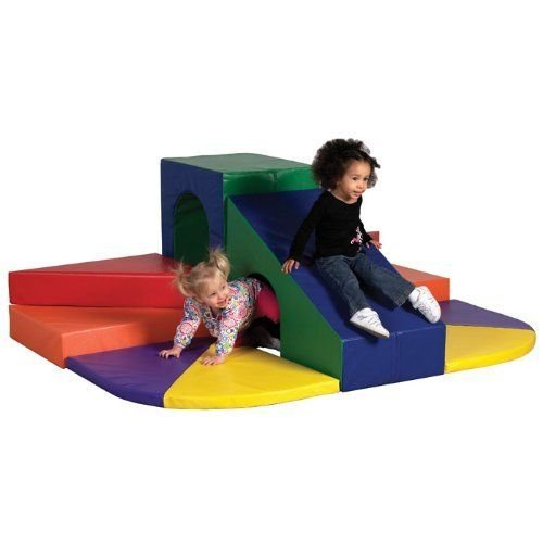ECR4Kids SoftZone Peaks and Passages Foam Climber - 1