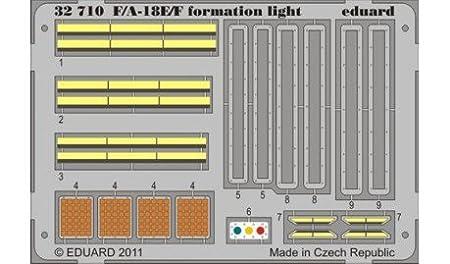 Feux de formation de Boeing Super Hornet F/A-18E/F (pour les maquettes Trumpeter)