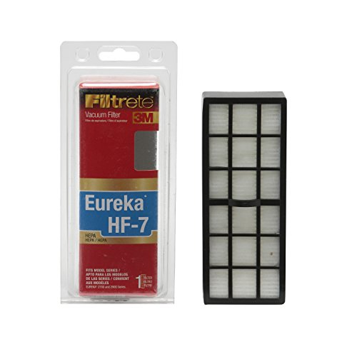 Filtrete Eureka HF-7 HEPA Filter, 1 Filter Per Pack (Eureka Vacuum Hf7 Filter compare prices)