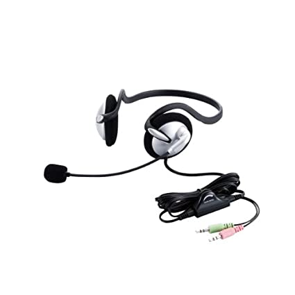 Elecom HS-NB02SV On the Ear Headset