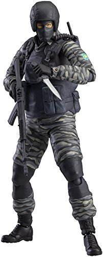 Max Factory Metal Gear Solid 2: Sons of Liberty: Gurlukovich Soldier Figma Action Figure (Metal Gear Solid 2 Pc compare prices)