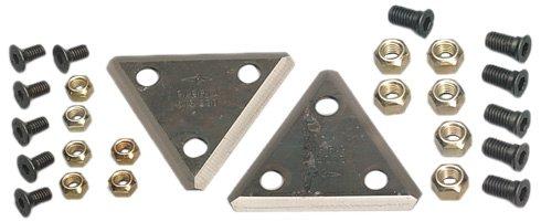 711380.0000 Dreieckmesser komplett für Häcksler
