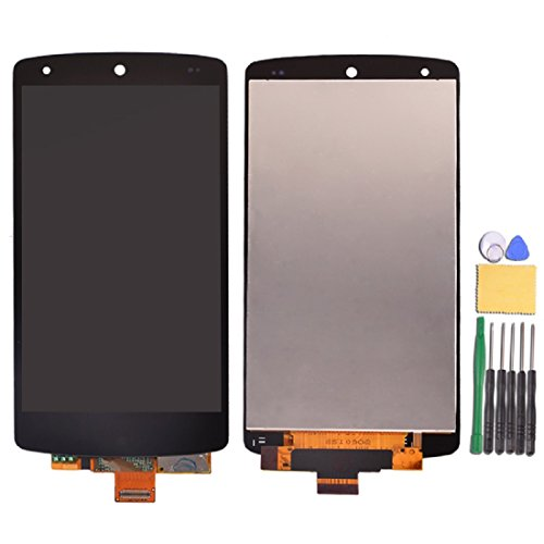 Jingxiguoji™ Novelty Replacement Digitizer And Touch Screen Lcd Assembly Without Frame For Google Nexus 5