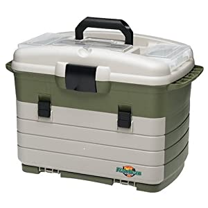 Flambeau Outdoors Front Load KwikDraw Tackle Box