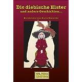 """Die diebische Elster und andere Geschichten (20 Kurzkrimis) (HML-MEDIA-EDITION - die Krimiwelt 1)von """"Karin Koenicke"""""""