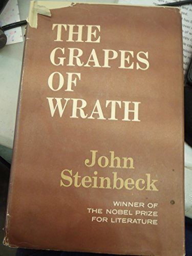 The Grapes of Wrath, 1939 First printing in dust jacket (Grapes Of Wrath 1939 compare prices)