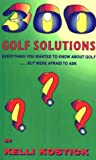 img - for 300 Golf Solutions book / textbook / text book