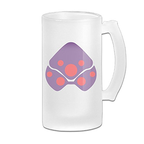 FashionCutomize OW Infra Sight Assassin Head Grind Glass Beer Mug