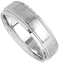Designer Wedding Bands 14K Gold Wedding Ring 600mm 14K-DC27121281