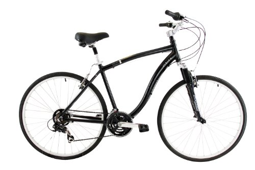 K2 Bikes Rocky Point Comfort Bike (Granite, 19/Large)