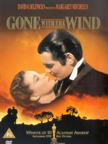 Gone With The Wind [1940] [DVD] [1939]