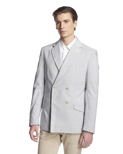 Vivienne Westwood Men's Double-Breasted Stripe Blazer