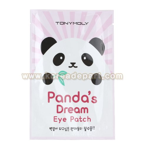 トニーモリー パンダの夢 アイパッチ