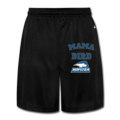 CYANY Hofstra University Pride Mama Bird Breathable Athletic Mountaineering Men's Performance Shorts Sweatpants (Hofstra Costume Shop)