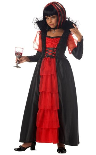 Regal Vampira Costume - Child Costume