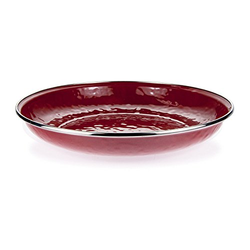 Golden Rabbit Red on Red Deep Pasta Plate (Rabbit Pasta compare prices)
