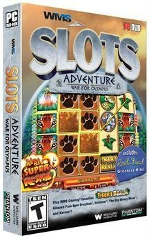 WMS Slots Adventure: War for Olympus