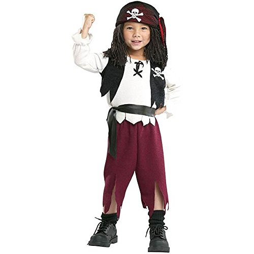 Pirate Capt'n Toddler Costume