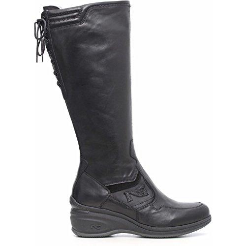 Scarpe donna Nero Giardini stivali a616630d nero autunno inverno 2017, EU 39