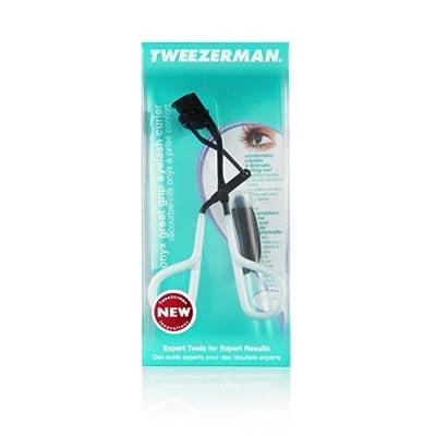 Cheapest TWEEZERMAN Onyx Great Grip Eyelash Curler, 0.3 Ounce from Tweezerman - Free Shipping Available