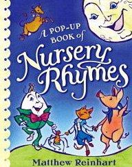 Pop-Up Book of Nursery Rhymes