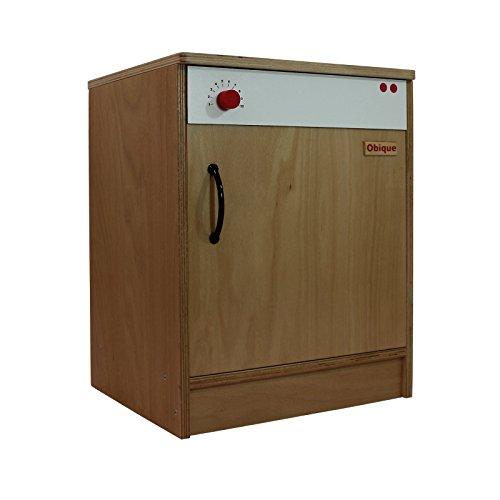 Obique giocattoli in legno per bambini set 3 unità da cucina ...