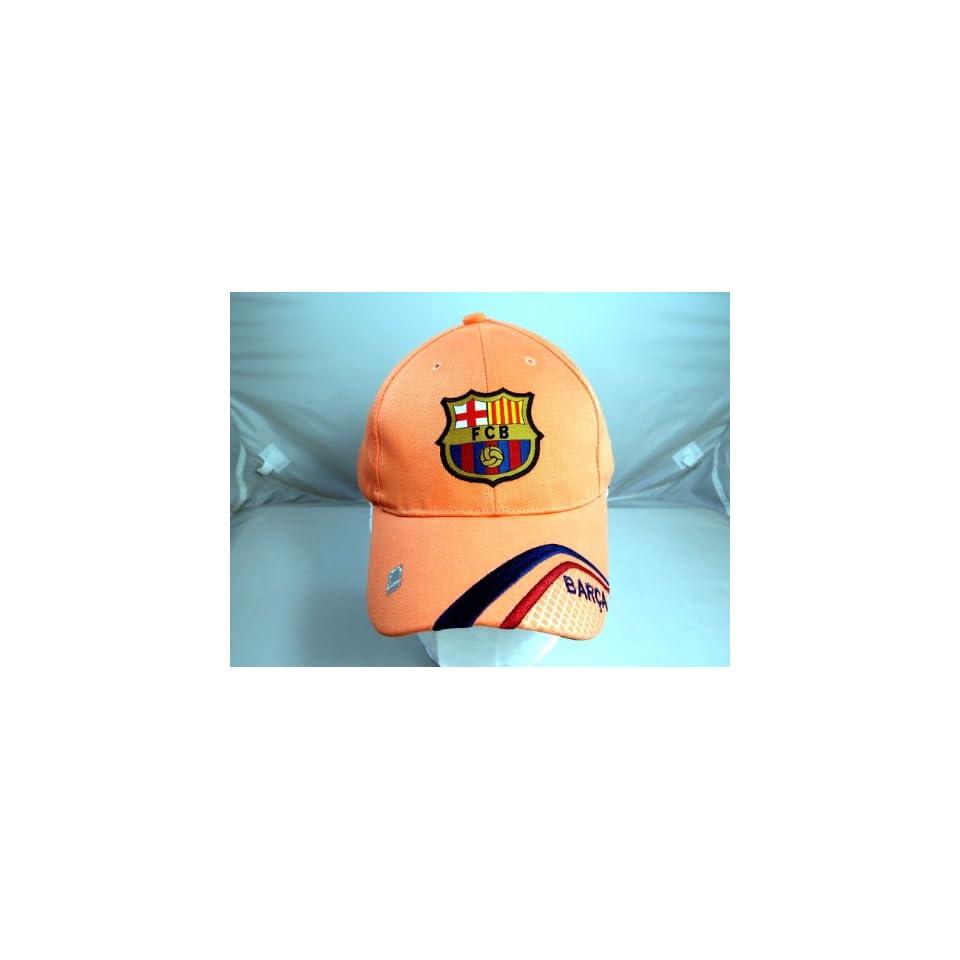 FC BARCELONA OFFICIAL TEAM LOGO CAP / HAT   FCB033