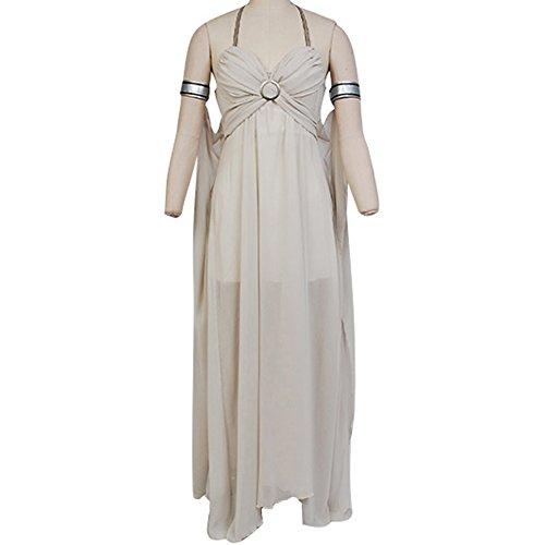 CosplaySky Game of Thrones Daenerys Targaryen Mother of Dragons Dress Costume