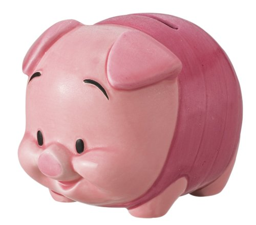 Winnie the Pooh Piggy Piglet ( Disney ) KD-665