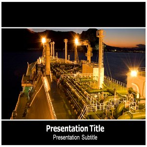 Amazon.com: Oil And Gas Powerpoint PPT Template - Powerpoint (PPT