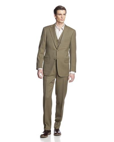Hickey Freeman Men's 3-Piece Suit