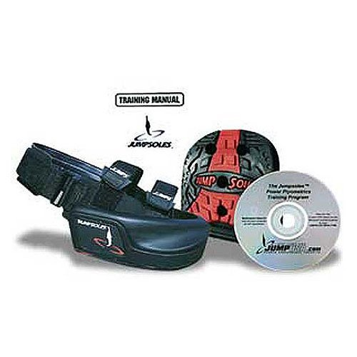The New JumpSoles Speed and Jump Training System v 5.0 Size: Adult Large (Vertical Jump Shoes compare prices)