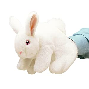 Bunny Rabbit Puppet from Folkmanis Puppets