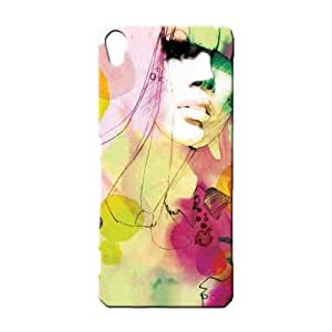BLUEDIO Designer 3D Printed Back case cover for Sony Xperia X - G1112